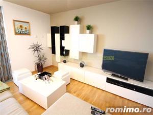 Apartament de lux si amenajare de designer de inchiriat in Bellevue Residence - imagine 3