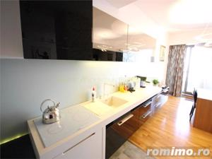 Apartament de lux si amenajare de designer de inchiriat in Bellevue Residence - imagine 12
