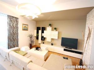 Apartament de lux si amenajare de designer de inchiriat in Bellevue Residence - imagine 4