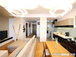 Apartament de lux si amenajare de designer de inchiriat in Bellevue Residence - imagine 7