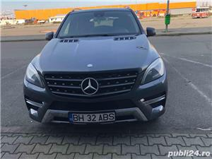 Mercedes-benz Clasa ML ml 350 - imagine 6