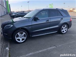 Mercedes-benz Clasa ML ml 350 - imagine 9