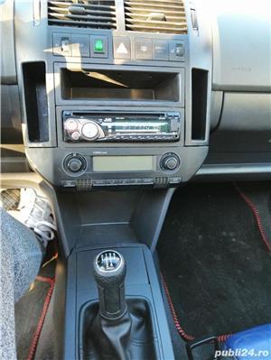 VW Polo 1.9TDI,101Cai,Climatronic Tempomat Inmatriculata!!! - imagine 10