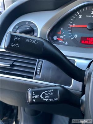 Audi A6 - 2,0 TDI - NAVIGATIE - GARANTIE - RATE FIXE , BUY-BACK , TEST DRIVE - EURO 4 -CARTE SERVICE - imagine 18