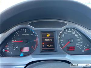 Audi A6 - 2,0 TDI - NAVIGATIE - GARANTIE - RATE FIXE , BUY-BACK , TEST DRIVE - EURO 4 -CARTE SERVICE - imagine 19
