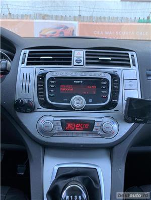 FORD KUGA 2,0 TDCI - TITANIUM - PANORAMIC - GARANTIE INCLUSA - RATE FIXE - TEST DRIVE - BUY-BACK -  - imagine 14