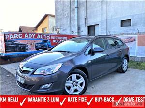 OPEL ASTRA - J , 1,7 CDTI - EURO 5 - RATE FIXE  EGALE  , GARANTIE 3 LUNI , BUY BACK , TEST-DRIVE ,  - imagine 1