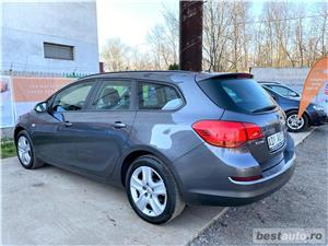 OPEL ASTRA - J , 1,7 CDTI - EURO 5 - RATE FIXE  EGALE  , GARANTIE 3 LUNI , BUY BACK , TEST-DRIVE ,  - imagine 4
