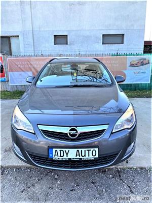 OPEL ASTRA - J , 1,7 CDTI - EURO 5 - RATE FIXE  EGALE  , GARANTIE 3 LUNI , BUY BACK , TEST-DRIVE ,  - imagine 5
