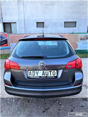 OPEL ASTRA - J , 1,7 CDTI - EURO 5 - RATE FIXE  EGALE  , GARANTIE 3 LUNI , BUY BACK , TEST-DRIVE ,  - imagine 6