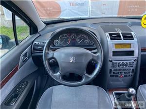 PEUGEOT 407 1,6 HDI - GARANTIE 3 LUNI - TEST DRIVE - BUY BACK - RATE FIXE SI EGALE ,  - imagine 9