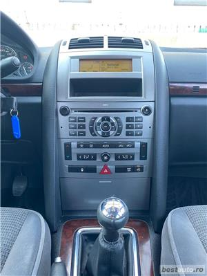 PEUGEOT 407 1,6 HDI - GARANTIE 3 LUNI - TEST DRIVE - BUY BACK - RATE FIXE SI EGALE ,  - imagine 15