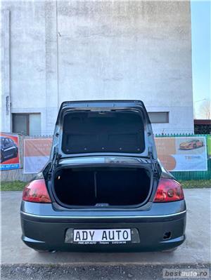 PEUGEOT 407 1,6 HDI - GARANTIE 3 LUNI - TEST DRIVE - BUY BACK - RATE FIXE SI EGALE ,  - imagine 18