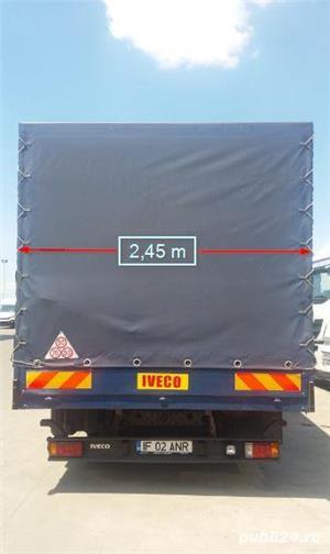 Sofer comunitate cat. C pe camion 7.5 t, prelata - 1.700 €  - imagine 2