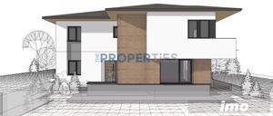 Proiect casa cu autorizatie recenta pentru S+P+1E - metrou Pacii - imagine 1