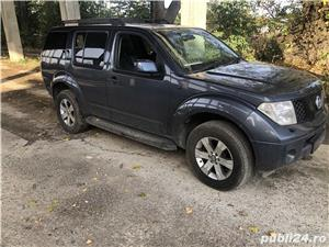 dezmembrari nissan pathfinder 2006 2.5 dci - imagine 1