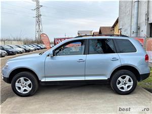 VW TOAREG 2,5 TDI - MANUAL  - GARANTIE INCLUSA / RATE FIXE EGALE /  BUY-BACK / TEST DRIVE  - imagine 5