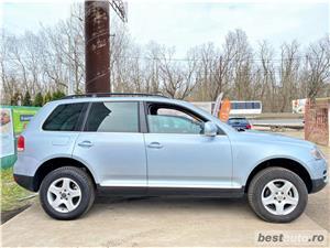 VW TOAREG 2,5 TDI - MANUAL  - GARANTIE INCLUSA / RATE FIXE EGALE /  BUY-BACK / TEST DRIVE  - imagine 6