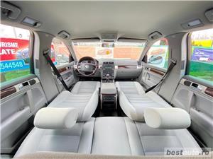 VW TOAREG 2,5 TDI - MANUAL  - GARANTIE INCLUSA / RATE FIXE EGALE /  BUY-BACK / TEST DRIVE  - imagine 9