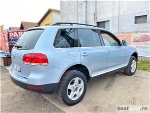 VW TOAREG 2,5 TDI - MANUAL  - GARANTIE INCLUSA / RATE FIXE EGALE /  BUY-BACK / TEST DRIVE  - imagine 4