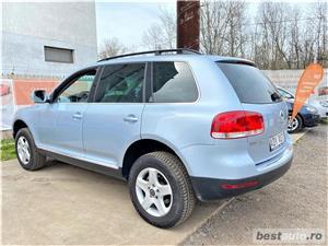 VW TOAREG 2,5 TDI - MANUAL  - GARANTIE INCLUSA / RATE FIXE EGALE /  BUY-BACK / TEST DRIVE  - imagine 3
