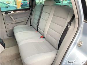 VW TOAREG 2,5 TDI - MANUAL  - GARANTIE INCLUSA / RATE FIXE EGALE /  BUY-BACK / TEST DRIVE  - imagine 15