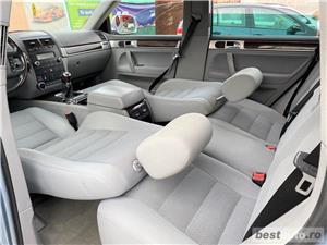 VW TOAREG 2,5 TDI - MANUAL  - GARANTIE INCLUSA / RATE FIXE EGALE /  BUY-BACK / TEST DRIVE  - imagine 11