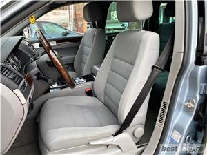 VW TOAREG 2,5 TDI - MANUAL  - GARANTIE INCLUSA / RATE FIXE EGALE /  BUY-BACK / TEST DRIVE  - imagine 13