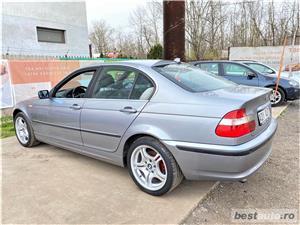 BMW 3.20 Facelift  150 cp  - GARANTIE INCLUSA - RATE FIXE EGALE ,BUY-BACK / KM REALI / DRIVE TEST - imagine 4