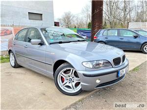BMW 3.20 Facelift  150 cp  - GARANTIE INCLUSA - RATE FIXE EGALE ,BUY-BACK / KM REALI / DRIVE TEST - imagine 2