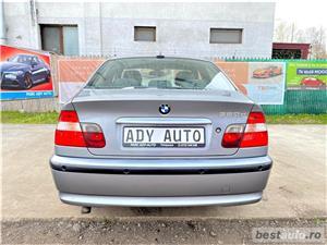 BMW 3.20 Facelift  150 cp  - GARANTIE INCLUSA - RATE FIXE EGALE ,BUY-BACK / KM REALI / DRIVE TEST - imagine 6