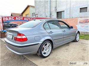 BMW 3.20 Facelift  150 cp  - GARANTIE INCLUSA - RATE FIXE EGALE ,BUY-BACK / KM REALI / DRIVE TEST - imagine 3