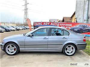 BMW 3.20 Facelift  150 cp  - GARANTIE INCLUSA - RATE FIXE EGALE ,BUY-BACK / KM REALI / DRIVE TEST - imagine 7