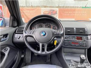 BMW 3.20 Facelift  150 cp  - GARANTIE INCLUSA - RATE FIXE EGALE ,BUY-BACK / KM REALI / DRIVE TEST - imagine 9