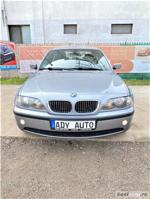 BMW 3.20 Facelift  150 cp  - GARANTIE INCLUSA - RATE FIXE EGALE ,BUY-BACK / KM REALI / DRIVE TEST - imagine 5