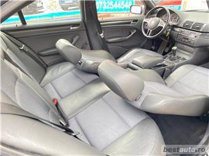 BMW 3.20 Facelift  150 cp  - GARANTIE INCLUSA - RATE FIXE EGALE ,BUY-BACK / KM REALI / DRIVE TEST - imagine 11