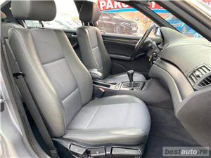 BMW 3.20 Facelift  150 cp  - GARANTIE INCLUSA - RATE FIXE EGALE ,BUY-BACK / KM REALI / DRIVE TEST - imagine 13