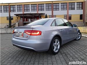 Audi A4 150800 km 2015 Distronic Xenon Navi - imagine 9