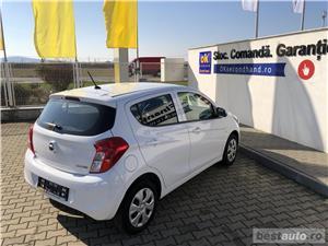 Opel Karl   1.0i   Benzina + GPL   AC   Geamuri Electrice   Computer de bord   Bluetooth   2017. - imagine 4