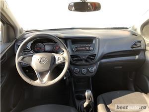 Opel Karl   1.0i   Benzina + GPL   AC   Geamuri Electrice   Computer de bord   Bluetooth   2017. - imagine 6