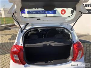 Opel Karl   1.0i   Benzina + GPL   AC   Geamuri Electrice   Computer de bord   Bluetooth   2017. - imagine 9