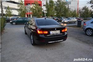 Bmw Seria 3 F30 luxury DIESEL inscris istoric de la 0 km - imagine 2