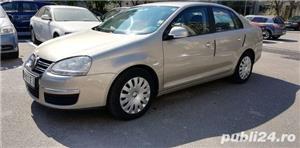 Volkswagen Jetta 1.9 Diesel 105 Cai Unic proprietar Acte în regula la zi cu fiscal pe loc  - imagine 1