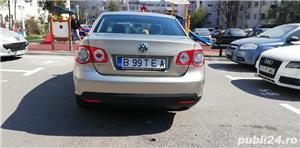 Volkswagen Jetta 1.9 Diesel 105 Cai Unic proprietar Acte în regula la zi cu fiscal pe loc  - imagine 7