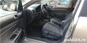 Volkswagen Jetta 1.9 Diesel 105 Cai Unic proprietar Acte în regula la zi cu fiscal pe loc  - imagine 9