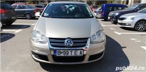 Volkswagen Jetta 1.9 Diesel 105 Cai Unic proprietar Acte în regula la zi cu fiscal pe loc  - imagine 8