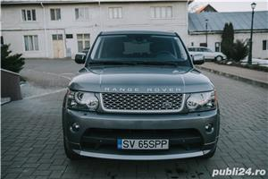 Range Rover Sport Autobiograpy facelift 3.0D biturbo euro 5 - imagine 4
