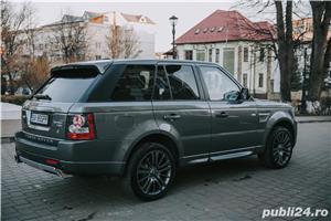 Range Rover Sport Autobiograpy facelift 3.0D biturbo euro 5 - imagine 2