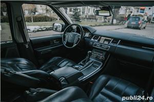 Range Rover Sport Autobiograpy facelift 3.0D biturbo euro 5 - imagine 5