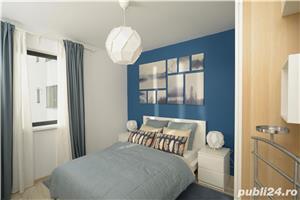 Apartament 2 camere cu gradina 69 mp langa Padurea Baneasa, zona cu cel mai curat aer din Bucuresti. - imagine 4
